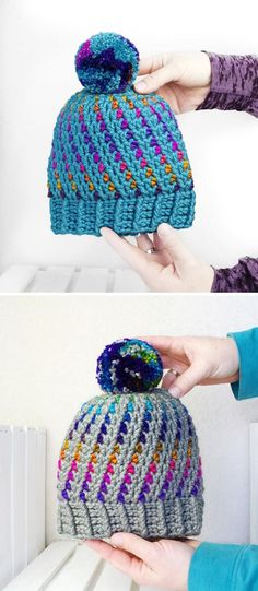 p/crochet-swirl-hat-free-tutorial-stricken-und-hakeln-water-knithat delivers online tools that help you to stay in control of your personal information and protect your online privacy. Gilet Crochet, Crochet Amigurumi, Crochet Baby Beanie, Crochet Yarn, Crochet Slouchy Hat, Crochet Beanie Hat Free Pattern, Crochet Santa Hat, Slouchy Beanie Pattern, Crochet Hat Tutorial