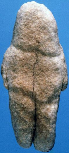 The Venus of Tan Tan - it found in Morocco, period between 300,000 and 500,000 years ago, It was discovered in 1999
