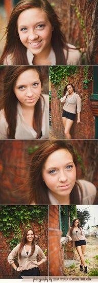 #senior #poses #portrait #girls