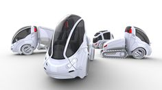 Arch2o Ultra-Compact Car Share  Vincent Chan - 1