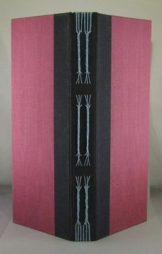 Braided Spine volcanobookarts.com