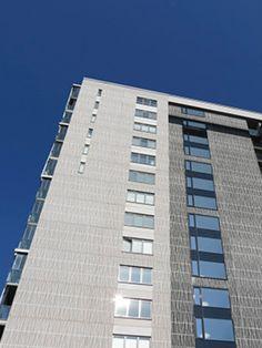 Skyscraper, Concrete, Buildings, Multi Story Building, Skyscrapers, Cement