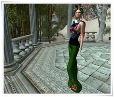 REA Couture Jumpsuit