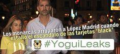 Lopez Madrid acusado por corrupción, acoso, compra de influencias.