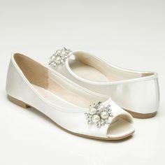 #zapatos de #novia #cómodos