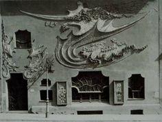 August Endell, atelier Elvira, Munich, 1897-98