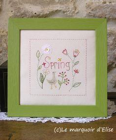 Spring (Puisqu'il paraît que c'est l'été...)