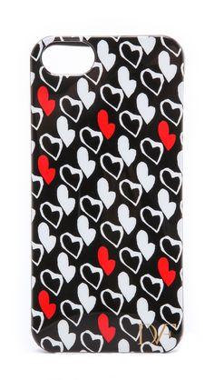 Diane von Furstenberg Stretch Heart iPhone 5 / 5S Case ON SALE