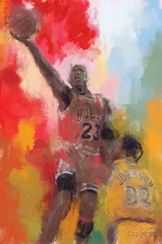 The greatest of all time. Air-Jordan