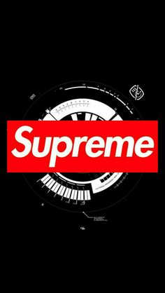Wallpaper Gambar Supreme Keren 3d