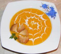 Cream Of Pumpkin Soup - Supa crema de dovleac