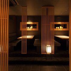 울산•부산인테리어 티디컴퍼니/ 틀을 깬 Design 이자카야 인테리어 술집인테리어 : 네이버 블로그 Japanese Restaurant Interior, Ramen Restaurant, Japanese House, Japanese Style, Diy Room Divider, Sushi Restaurants, Cafe Bar, Haiku, Door Design