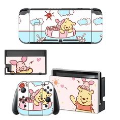 Winny the pooh Nintendo switch Skin for Nintendo switch console. Choose your favorite design from a huge range of Nintendo switch skins collection for Nintendo switch console Buy Nintendo Switch, Console Styling, Games To Play, Personal Style, Console Table Styling