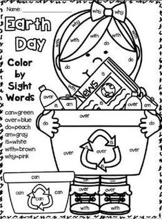 free earth day free educational printables earth day worksheets earth day crafts earth day. Black Bedroom Furniture Sets. Home Design Ideas