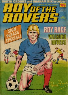 On this day, 28 May Roy of the Rovers Old Football Boots, Old Comic Books, Transfer Window, Old Comics, Plank Workout, Comic Covers, Comic Character, Childhood Memories, Growing Up