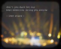 Begin Again: Lost Stars  Adam Levine