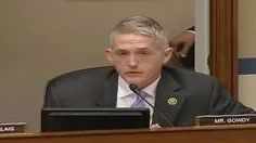 "Trey Gowdy Destroys DEA: ""What the Hell Do You Get to Do?"" - YouTube"
