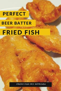 This is a simple beer batter recipe made completely from scratch and a simple how to for frying your fish and getting Perfectly Crispy Fried Fish. Walleye Recipes, Cod Fish Recipes, Fried Fish Recipes, Seafood Recipes, Deep Frying Batter Recipe, Crispy Batter Recipe, Beer Batter Catfish Recipe, Fried Fish Batter Recipe, Deep Fried Fish Batter