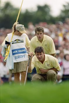 Faldo's 11 #RyderCup appearances is a record – good teams need highly driven individuals.