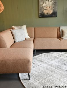 Sectional Sofa, Couches, Pastel, Living Room, Furniture, Home Decor, Home, Modular Couch, Cake
