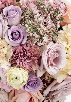 Flower arrangement by Mark Colle