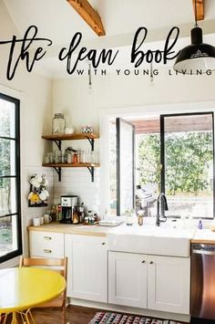 Clean Book  Get your home clean with what's in your Oils cabinet!