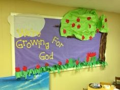 Blessings for Bible School Teachers - great blog with creative, simple ideas