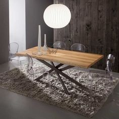 Fancy - Renzo Oak Table