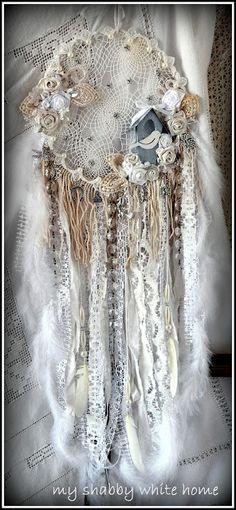dream catcher de luxe - my shabby white home