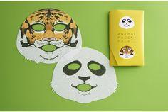 歌舞伎フェイスパックの次は動物 上野動物園が協力 | Fashionsnap.com | Fashionsnap.com