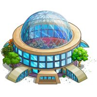 Farmville Planetarium - Reward Deco Buildable | Farmville Dirt Farmer