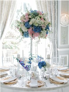French blues and pinks Zavion Kotze Events Company Wedding Inspiration, Style Inspiration, Event Company, Event Management, Wedding Trends, Wedding Planner, Floral Design, Table Decorations, Pink