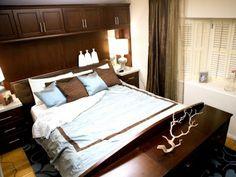 Dormitorios Marron y Blanco : Decorar tu Habitación