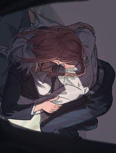 Yuri Anime, Manga Anime, Character Art, Character Design, Lesbian Art, Fan Art, Anime Artwork, Anime Art Girl, Yandere