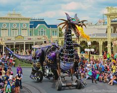 Maleficent in Dragon | Flickr - Photo Sharing!