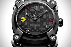 Limited-Edition-Pac-Man-Watches-by-Romain-Jerome-0