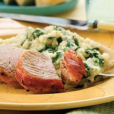 bacon-wrapped pork tenderloin |