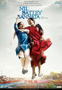 Nil Battey Sannata (2015) Hindi 720p DVDRiP - ShAaNiG  Download Movies: Nil Battey Sannata (2015) Hindi 720p DVDRiP - ShAaNiG Genres: Drama Family Release date: 22 April 2016 (India) Directors: Ashwiny Iyer Tiwari Stars: Ratna Pathak Pankaj Tripathy Swara Bhaskar and others Runtime: 01:44:17 Language: Hindi Encoder: ShAaNiG Source: 720p.DVDRip-[DDR] Synopsis: Nil Battey Sannata is all about chasing your dreams and the relationship between a mother and daughter.  Read more