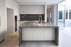 trendsideas.com: architecture, kitchen and bathroom design: Change for better – new kitchen for terrace house