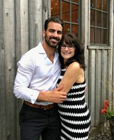 Nyle Dimarco and his mama! Happy Birthday Mama, Nyle Dimarco, Gorgeous Women, Supermodels, Lgbt, That Look, Fashion Outfits, Photo And Video, Couple Photos