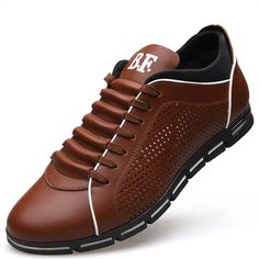 Very comfortable shoe. Amazing leather business/dress shoes of outstanding quality. Department Name: Adult Item Type: casual shoes Shoe Width: Medium (B,M) Feature: Breathable Season: Summer Closure T