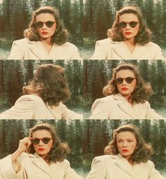Gene Tierney : Leave Her To Heaven