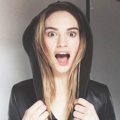 Picture of Lily James Cute Celebrities, Hollywood Celebrities, Celebs, Chloe James, Actress Lily James, Patriotic Swimwear, Pride And Prejudice And Zombies, Je T'adore, Pictures Of Lily