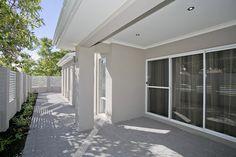 Surfmist and grey. Promenade Construction Pty Ltd Perth Western Australia   Custom Built Homes and Unit Developments   New Home Builders Perth WA