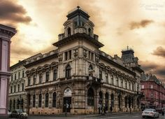Roosevelt Sq., Szeged, Hungary Heart Of Europe, Roosevelt, Places To Travel, Places Ive Been, Travel Inspiration, Vacation, Adventure, Country, Architecture