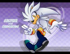 Collab:Silver the hedgehog by Extra-Fenix.deviantart.com on @deviantART