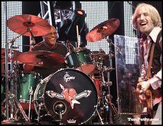 Tom Petty & drummer Steve Ferrone