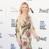 Cate Blanchett Is a Goddess in Gucci