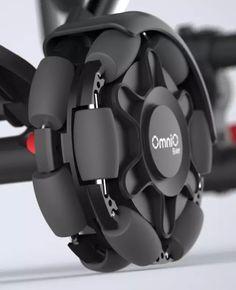"hitech wheels: ""Omni"" Omni 50张""圆""元素工业设计美图"