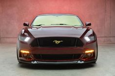 2015 Mustang Gt Mad Industries